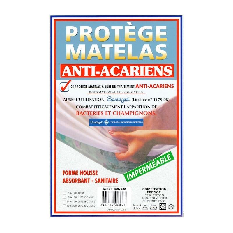 protège matelas Anti Acariens | FULLMOON